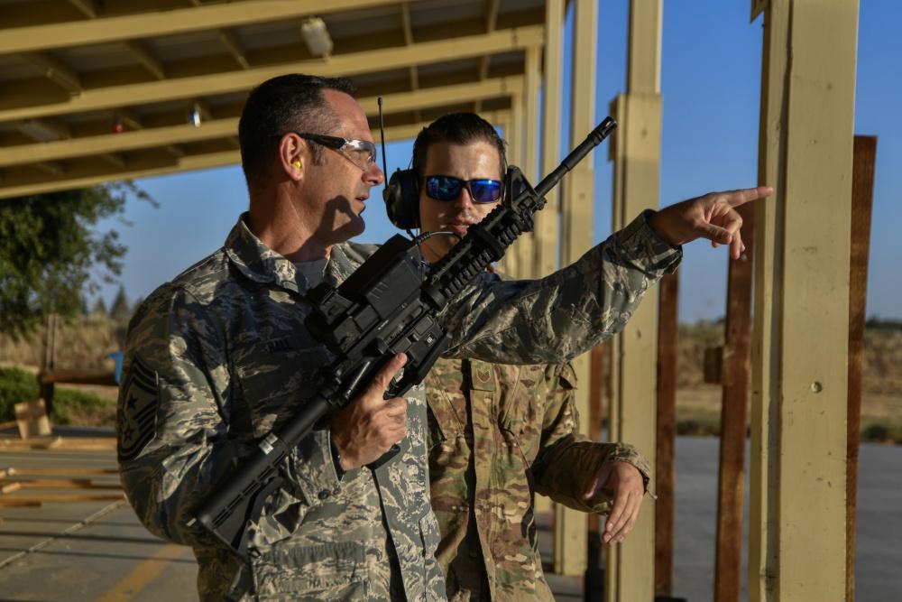 Infanterie smart shooter