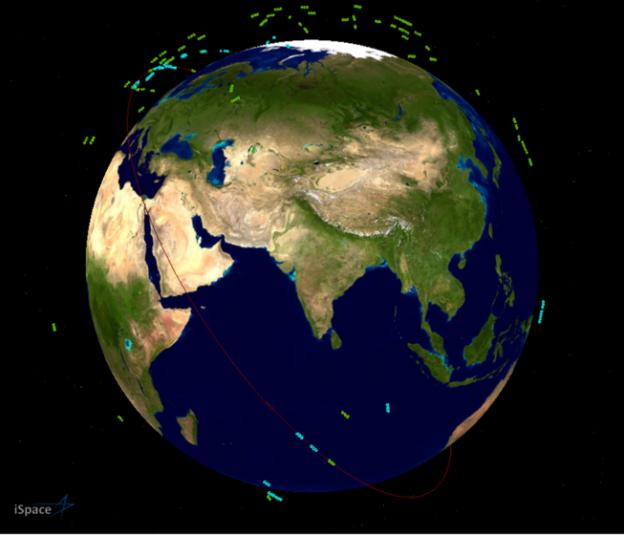 iSpace verfolgt Tausende von Weltraumobjekten