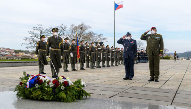 NATO solidarity with Czech
