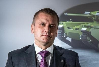 Kuldar Väärsi, Gründer und CEO von Milrem Robotics