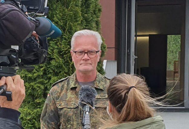 Oberst Jürgen Thym